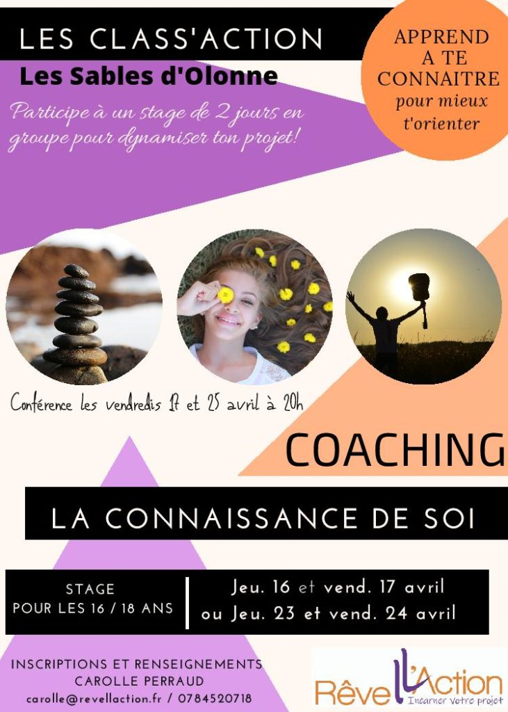 Coaching connaissance de soi pour Orientation
