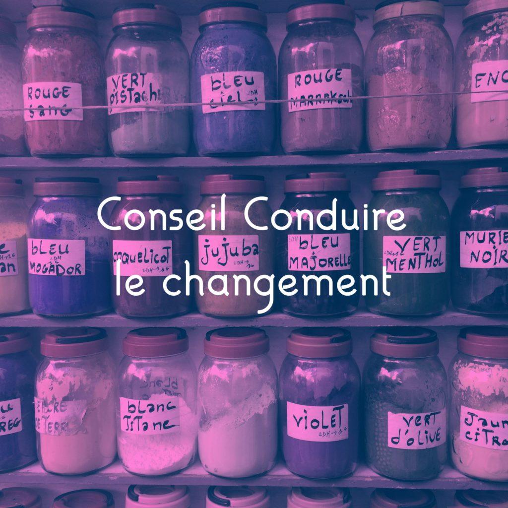 Conseil en management, organisation et conduite du changement pour les collectivités et ;es entreprises